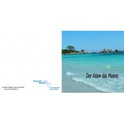 "Flyer ""Der Atem des Meeres"""