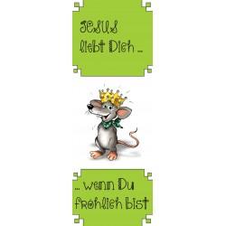 Buchzeichen für Kinder