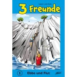 Buch, 3 Freunde Band 1 - Ebbe und Flut
