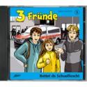 Hörspiel CD, 3 Fründe Folge 2 - Rettet ds Schuelfescht (Schweizerdeusch)
