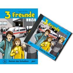 3 Fründe - Rettet das Schulfest